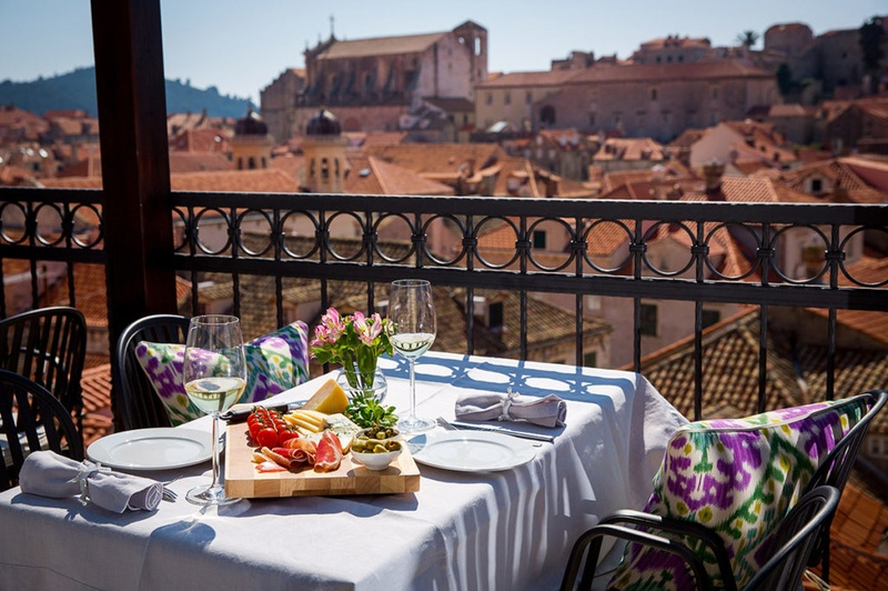 Best Restaurants In Dubrovnik | Above5 Rooftop Restaurant