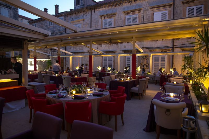 Best Restaurants In Dubrovnik   Restaurant Dubrovnik