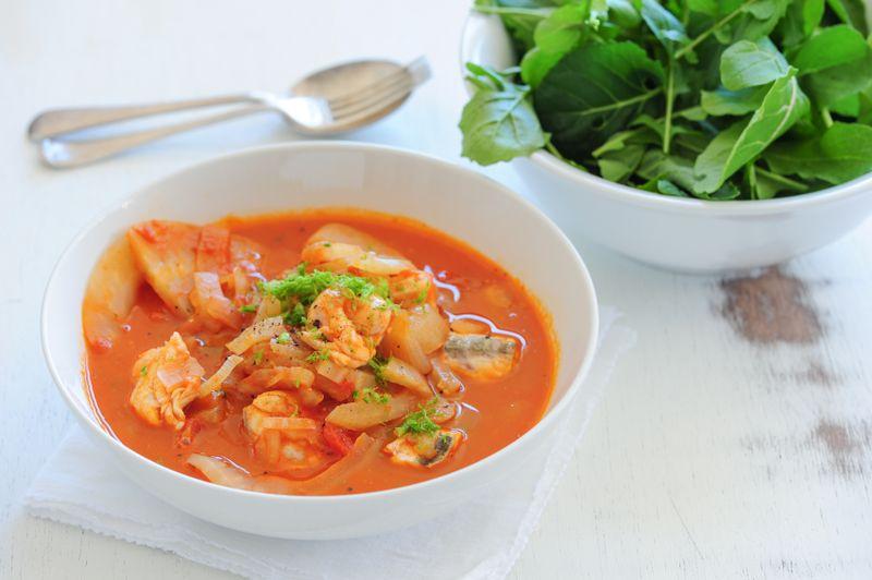 Dubrovnik Food | Brudet