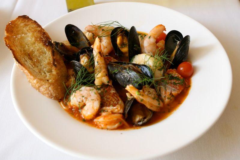 Dubrovnik Food | Buzara