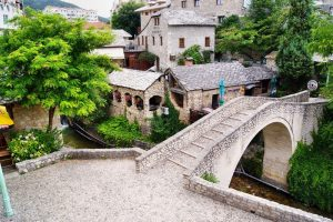 Day trip from Dubrovnik to Mostar Old Town