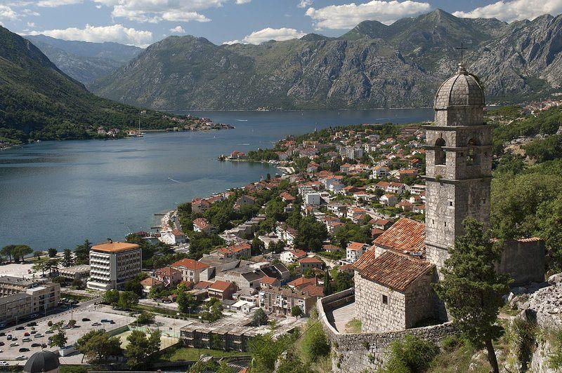 Dubrovnik to Montenegro   Kotor