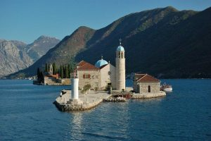Dubrovnik to Montenegro | Our Lady of the Rocks Island