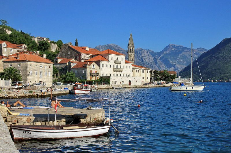 Dubrovnik to Montenegro   Perast