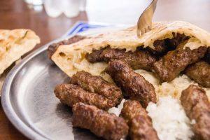Dubrovnik to Mostar day trip Food