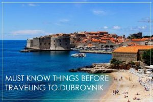 Dubrovnik travel guide