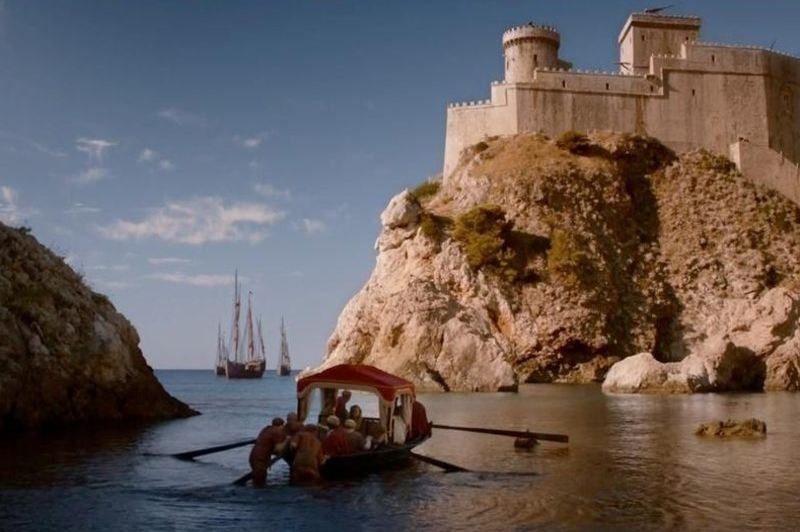 Fort Lovrijenac | Red Keep