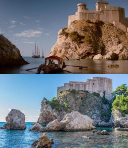Game Of Thrones Tour Dubrovnik Red Keep