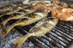 Dubrovnik Food | Gradele