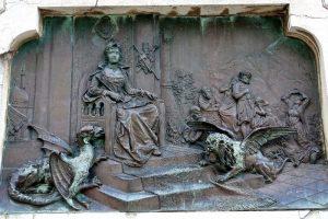 Gundulic Square Relief
