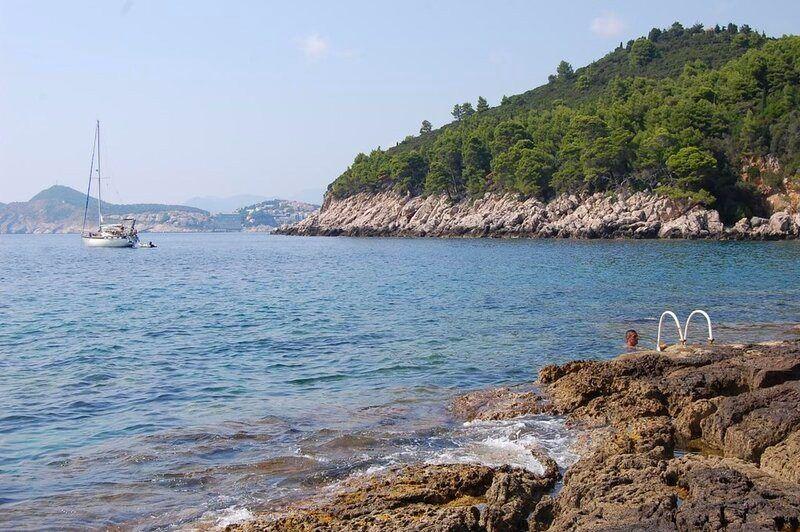 Lokrum Beaches