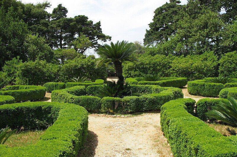 Lokrum Island Botanical Garden