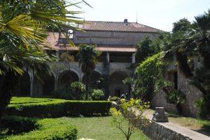 Lokrum Island Monastery