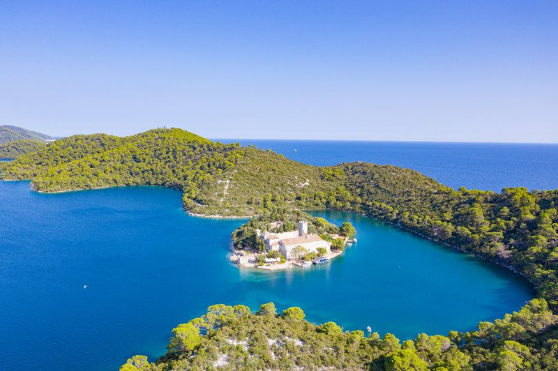 Mljet National Park | St Mary Island