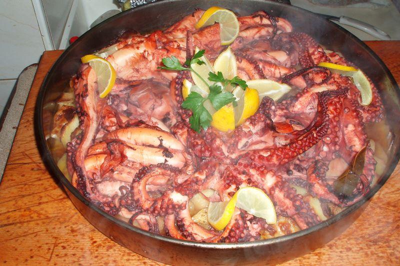 Dubrovnik Food | Peka