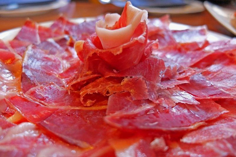 Dubrovnik Food | Pršut