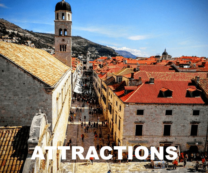 Things To Do In Dubrovnik Attractions