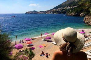 Dubrovnik Beaches   St Jakov Beach