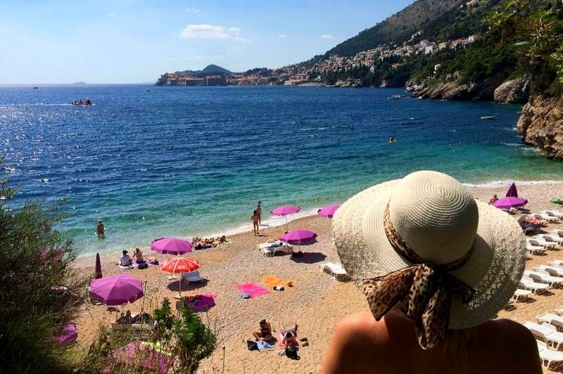 Dubrovnik Beaches | St Jakov Beach