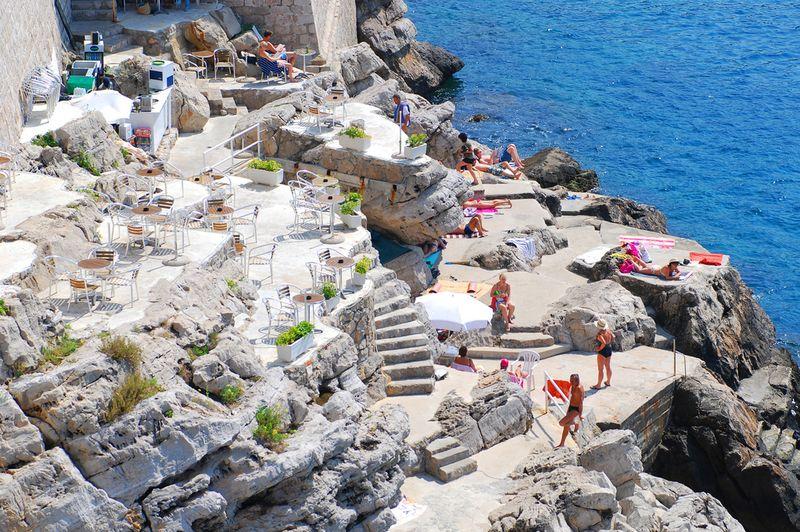 Things to do in Dubrovnik | Buža Bar