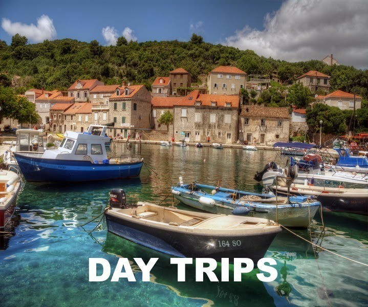 Best Day Trips From Dubrovnik!