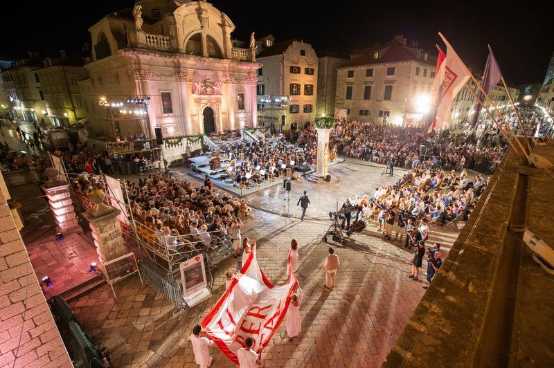 Things to do in Dubrovnik   Dubrovnik Summer Festival