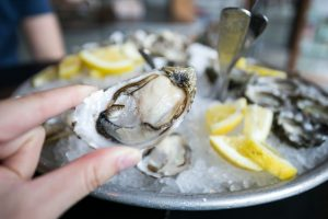 Dubrovnik Food | Oysters