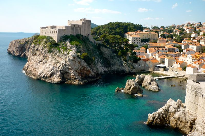 Things to do in Dubrovnik   Fort Lovrijenac