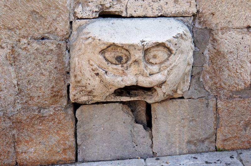 Things to do in Dubrovnik | Gargoyle Head