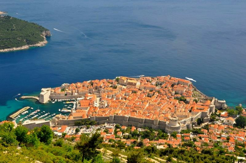 Things to do in Dubrovnik   Mount Srđ