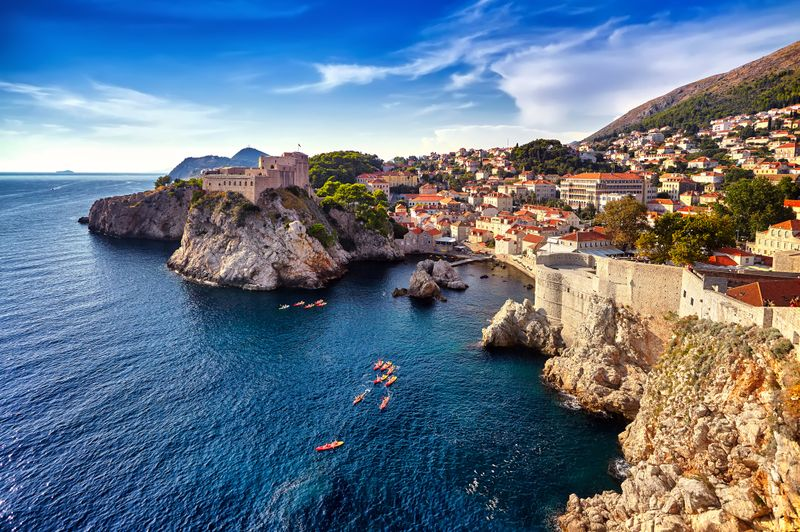 Things to do in Dubrovnik | Sea Kayaking