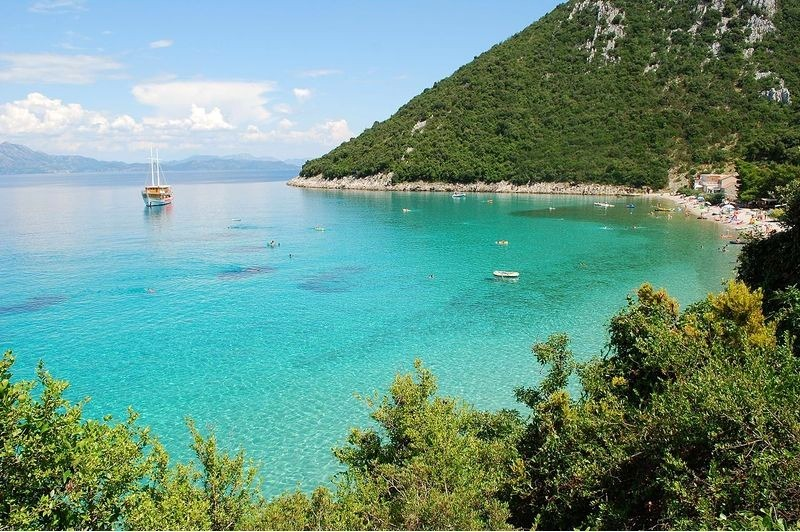 Things To Do In Pelješac Peninsula | Beach Divna
