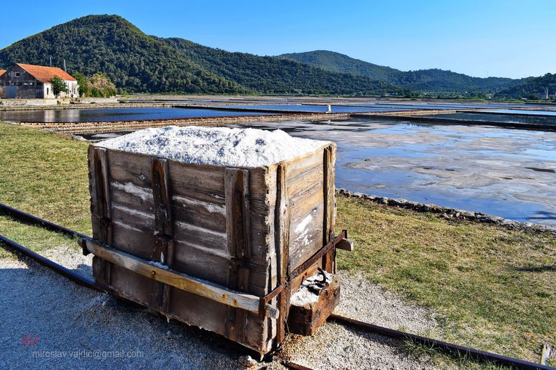 Things To Do In Pelješac Peninsula | Ston Salt Works