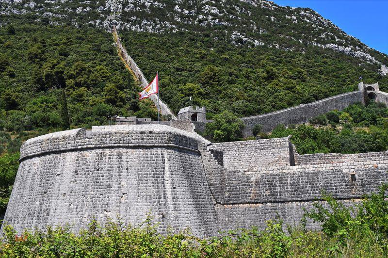 Things To Do In Pelješac Peninsula | Ston Walls