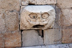 What To Do In Dubrovnik Old Town - Stone Face