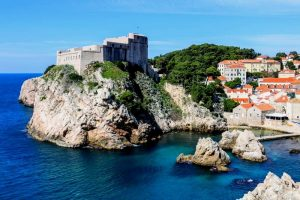 What To Do In Dubrovnik Old Town - Fort Lovrijenac