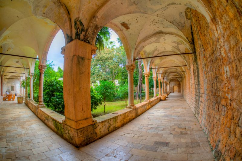 What To Do In Dubrovnik Old Town - Franciscan Monastery