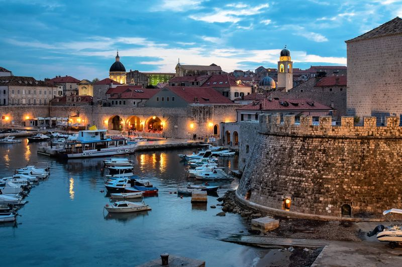 What To Do In Dubrovnik Old Town - Porporela