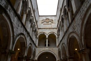What To Do In Dubrovnik Old Town - Sponza Palace