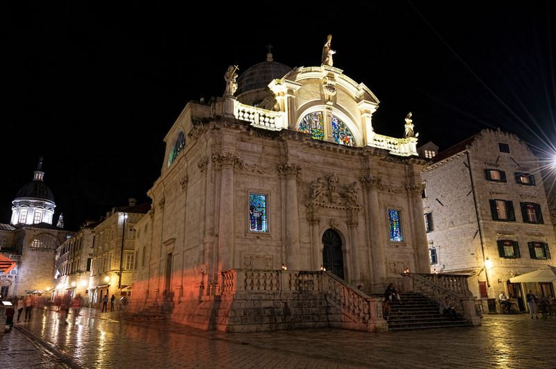 What To Do In Dubrovnik Old Town - St Blaise Church