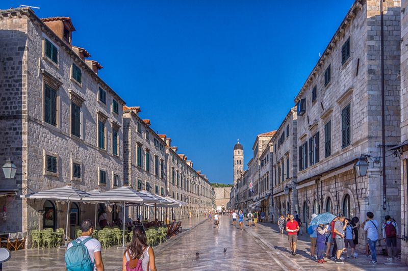 What To Do In Dubrovnik Old Town - Stradun