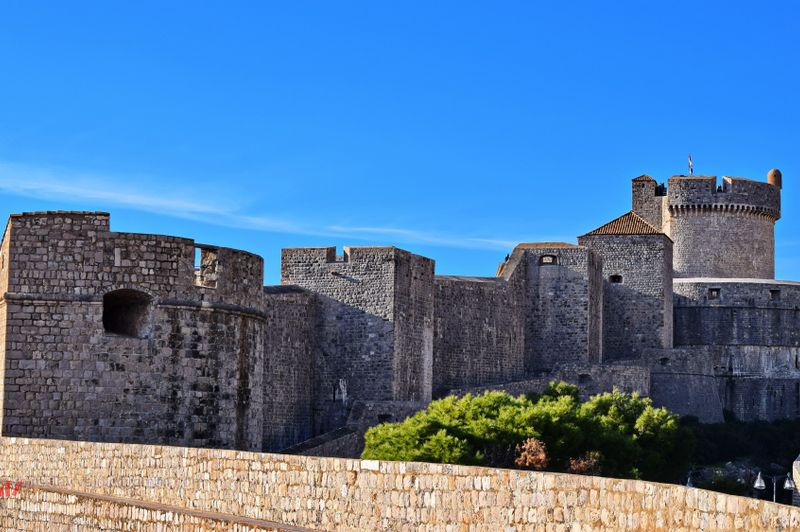 What To Do In Dubrovnik Old Town - Walls Of Dubrovnik